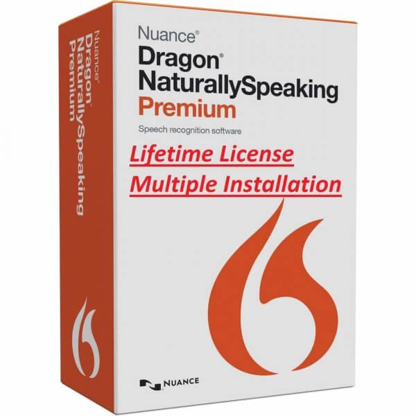 Nuance Dragon Naturally speaking