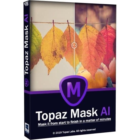 Topaz Mask AI