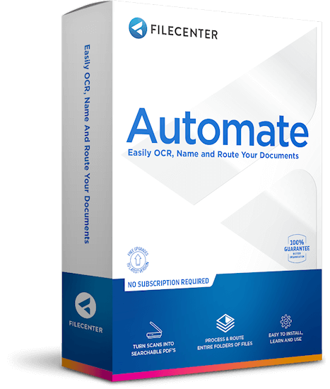FileCenter Automate Pro Plus purchase