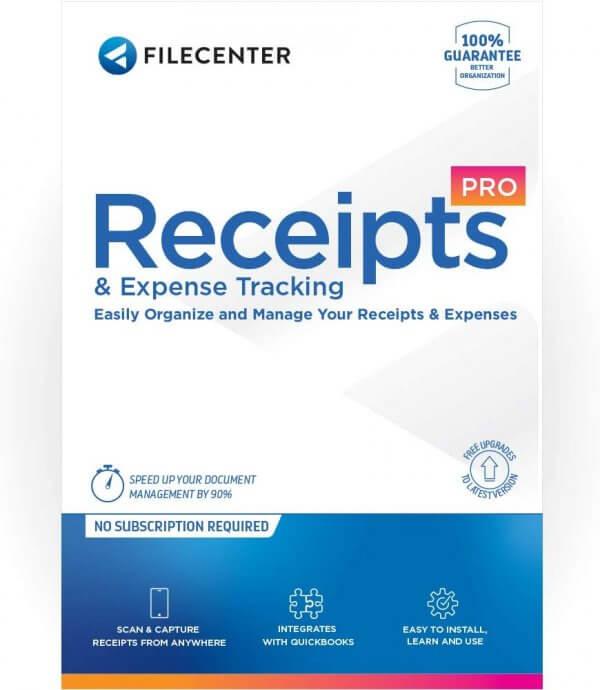 FileCenter Receipts Pro Plus