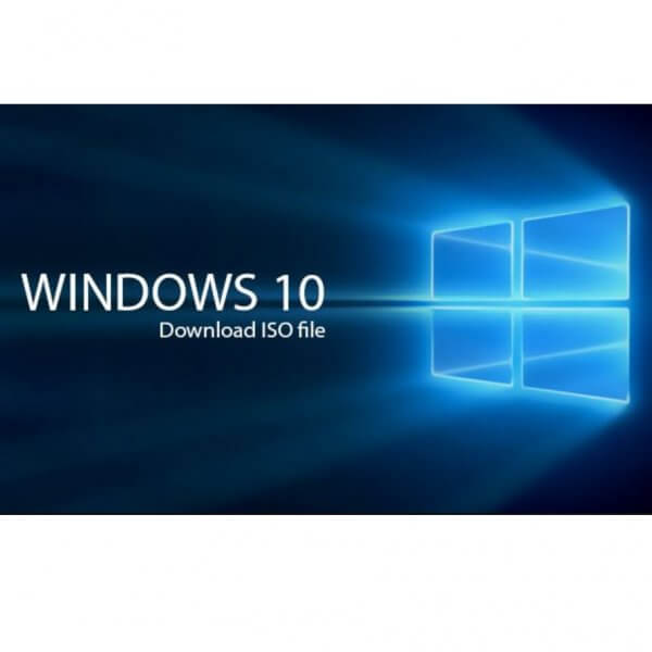 Microsoft Windows 10 ISO file